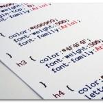 Десятка самых используемых имен классов CSS