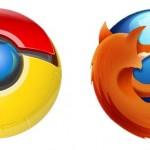 Иконки браузеров высокого разрешения
