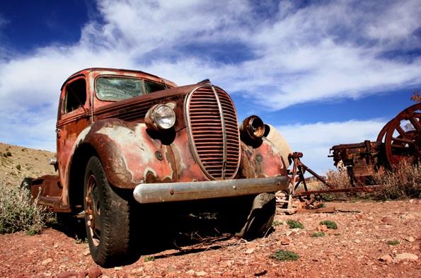 old car 16