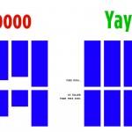 Блоки одинаковой высоты в строках с помощью jQuery