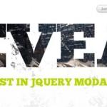 Reveal — модальные окна на jQuery