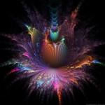 45 удивительных примеров фрактального искусства