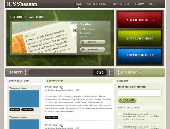 CSS heaven3