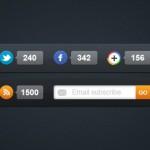 5 полезных PSD файлов для веб-дизайнеров