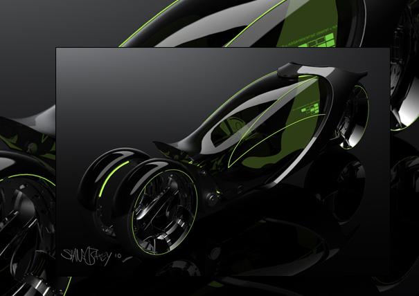 Hyundai Aebulle Concept by Shane Baxley