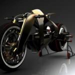 Концепты мотоциклов будущего