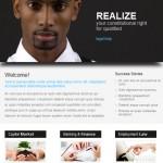Бесплатный шаблон сайта — юридическая компания (PSD&HTML/CSS)