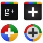Создаем иконки Google Plus с помощью CSS