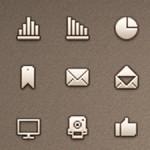 Набор иконок Premium Pixels (PNG/CSH/PSD)