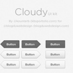 Набор Cloudy UI