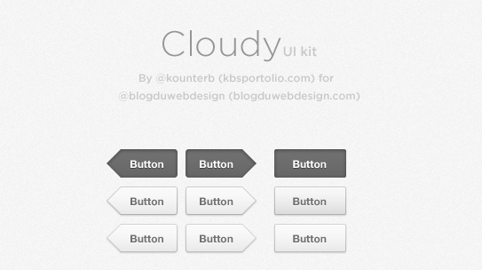 Cloudy-ui-kit-preview