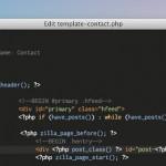Приложение редактирования кода (PSD)
