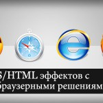 17 CSS/HTML эффектов с кроссбраузерными решениями