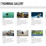 Создание адаптивной галереи миниатюр