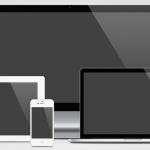 Бесплатный набор макетов устройств для показа адаптивного дизайна