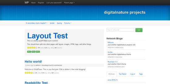 Bootstrap 0.9.3