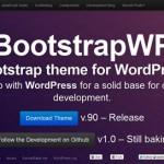 10 бесплатных тем WordPress на фреймворке Bootstrap
