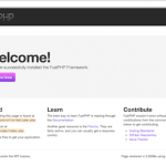 Создание панели администратора с помощью Fuel PHP Framework