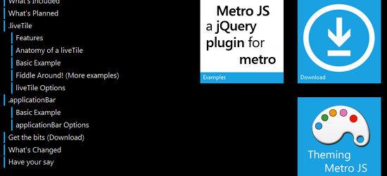 MetroJS