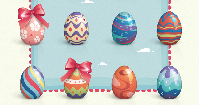002-vector-easter-eggs
