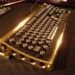 USB Typewriter Computer Keyboard: пишущая машинка вместо клавиатуры для iPad