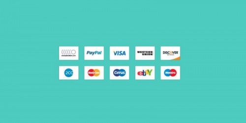 Иконки платежных сетей скачать бесплатно