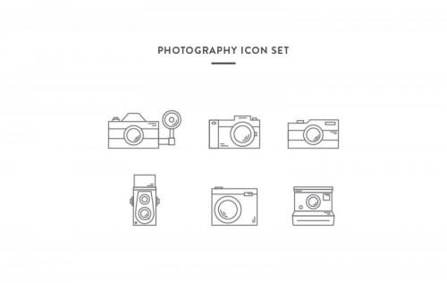 Иконки для фотоаппаратов