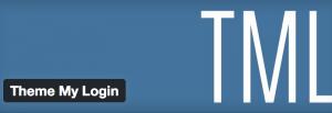 Theme My Login - виджет авторизации на сайте Wordpress