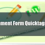 Форматирование комментариев в блоге. Плагин Comment Form Quicktags