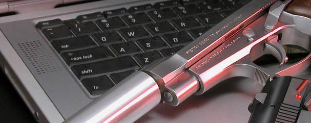 Gun of webmaster