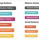 Создаем кнопки на CSS3. Шаг 3: красивые, простые, дружелюбные Google кнопки.
