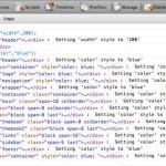Отладка JS и CSS кода на MooTools с Monkey Patching Prototypes