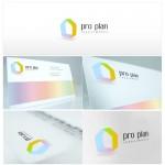 30 минималистичных и креативных дизайнов визиток