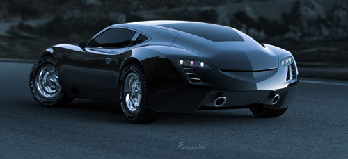 3D Cars - New Concept Cars