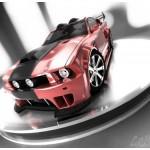 3D автомобили: 30 новых концепт-каров