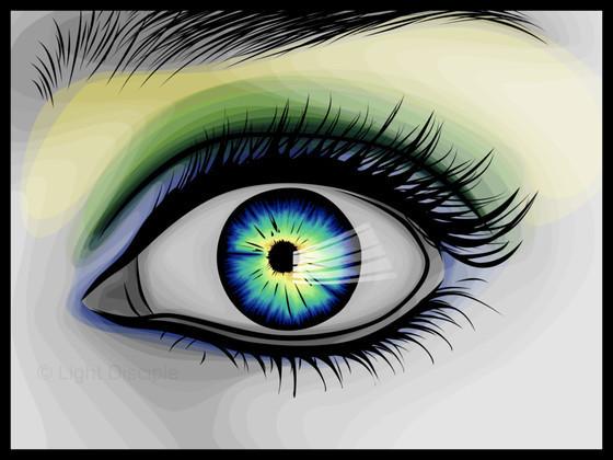 Bright Eyed