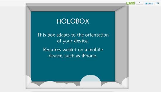 holobox