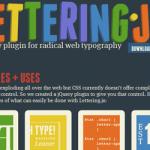 11 jQuery плагинов, которые помогут вам улучшить типографику сайта