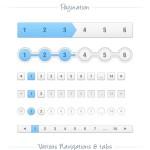 Комплект пользовательского интерфейса Balio (PSD)