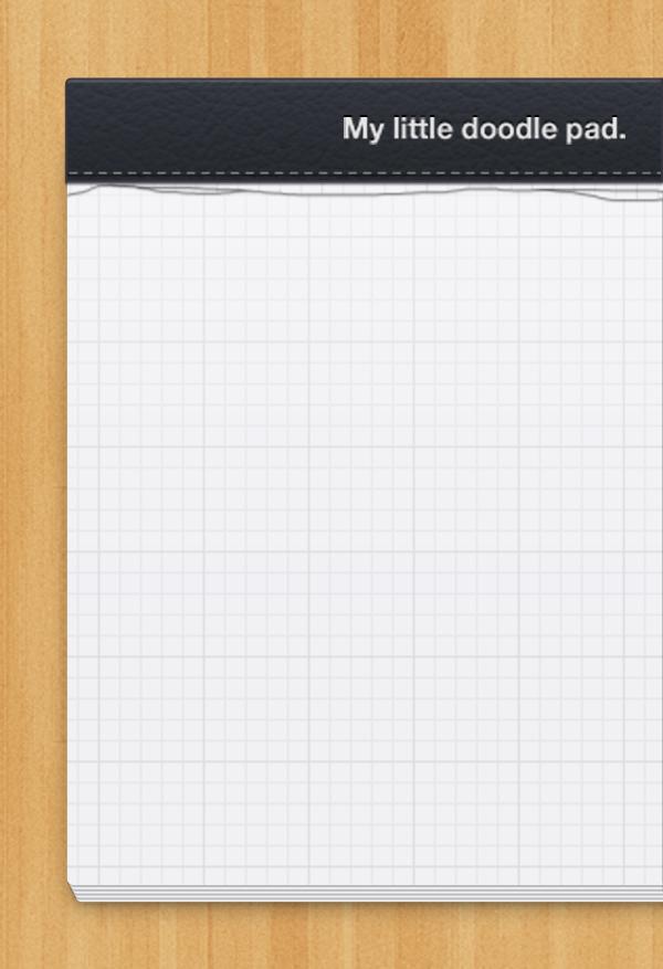 Little Notepad Design 2