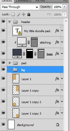 Little Notepad Design 3