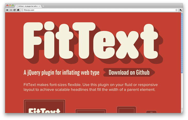 fittext
