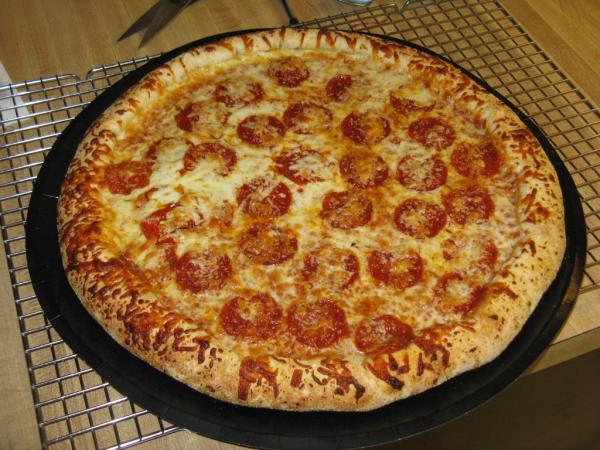 Safeway Pizza