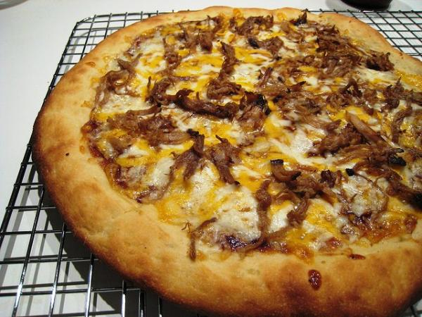 Barbecue Pizza