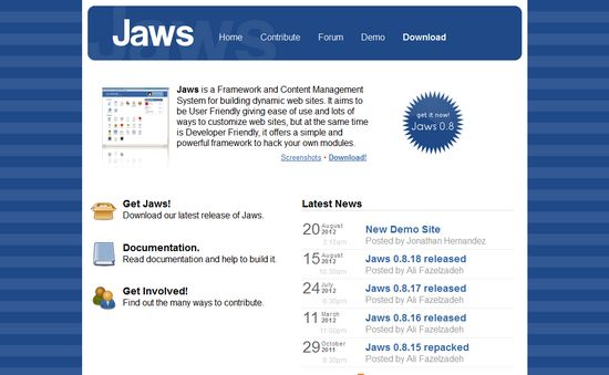 Jaws Project