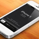Векторный шаблон iPhone 5 в 3D vol.2