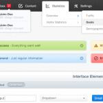 Smooth – набор элементов UI для создания веб-приложения
