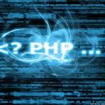 История PHP