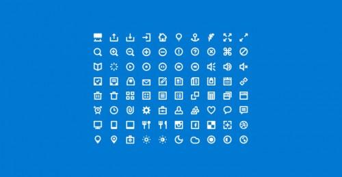 Миниатюрные иконки