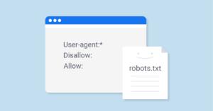 Современное продвижение сайтов - Robots.txt